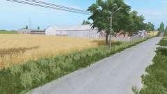 Polskie pola for Farming Simulator 2017