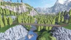 Emerald Valley v5.0 for Farming Simulator 2017