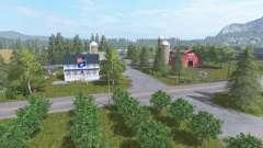 Woodmeadow Farm v2.5 for Farming Simulator 2017
