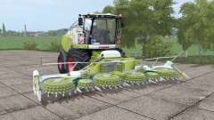 CLAAS Jaguar 860 pack for Farming Simulator 2017