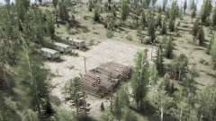 Unrelenting Wilderness for MudRunner