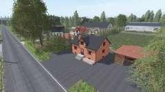 Bory Dolnoslaskie for Farming Simulator 2017