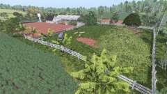 Sitio Pinheirinho for Farming Simulator 2017