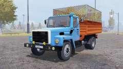 GAZ 4301 v2.0 for Farming Simulator 2013