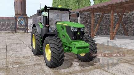 John Deere 6175R more parts for Farming Simulator 2017