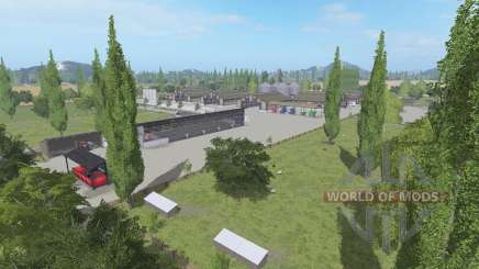 Plains and Simple v2.0 for Farming Simulator 2017