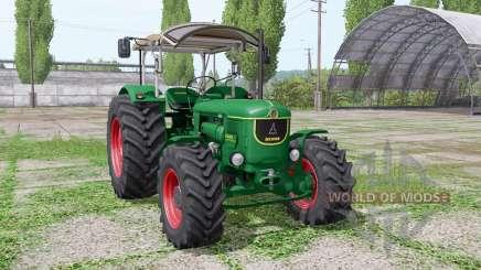 Deutz D 80 05 v1.2 for Farming Simulator 2017