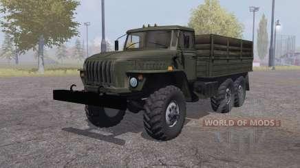 Ural 4320 v2.1 for Farming Simulator 2013