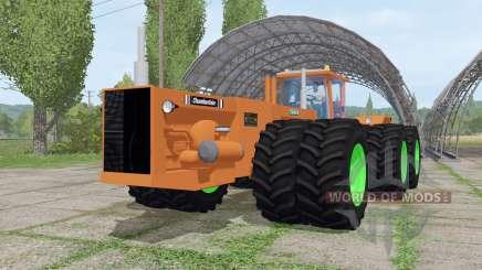 Chamberlain Type 60 v7.0 for Farming Simulator 2017