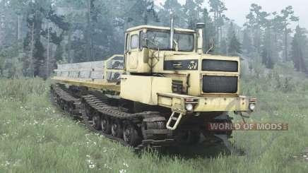 БТ361А-01 Tyumen for MudRunner