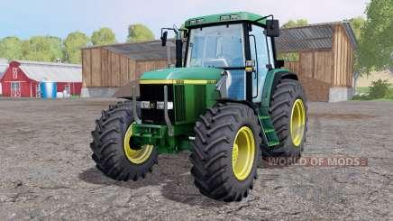 John Deere 6810 loader mounting for Farming Simulator 2015