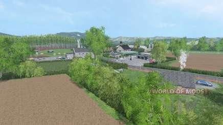 The Day House Farm v1.2.6 for Farming Simulator 2015