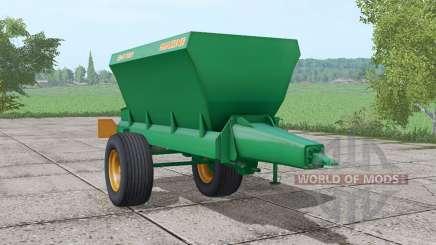 AMAZONE ZG-B 6001 for Farming Simulator 2017