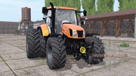 New Holland T6.175 Gamling Edition v1.0.0.1 for Farming Simulator 2017