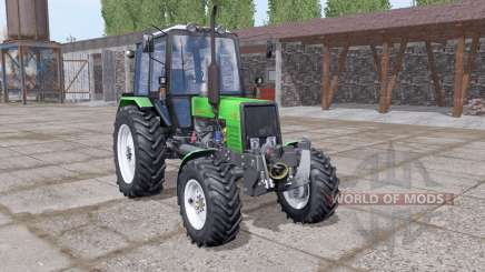 Belarus MTZ 1025 v2.0 for Farming Simulator 2017