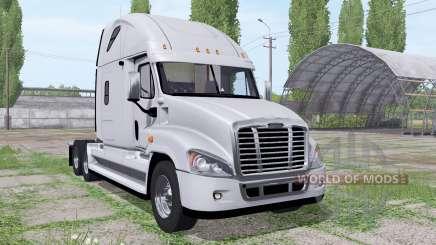 Freightliner Cascadia Raised Roof 2007 for Farming Simulator 2017
