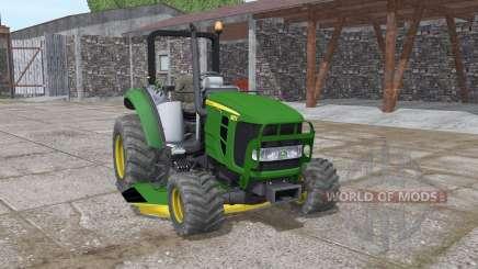 John Deere 2032R v1.2 for Farming Simulator 2017