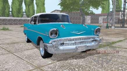 Chevrolet Bel Air (2400) 1957 v1.0.0.2 for Farming Simulator 2017