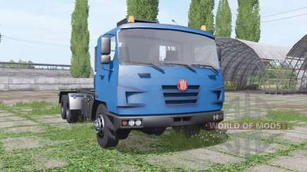 Tatra T815 TerrNo1 hooklift for Farming Simulator 2017