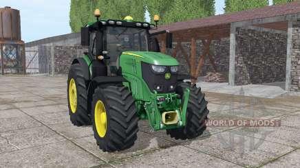 John Deere 6250R v0.9 for Farming Simulator 2017