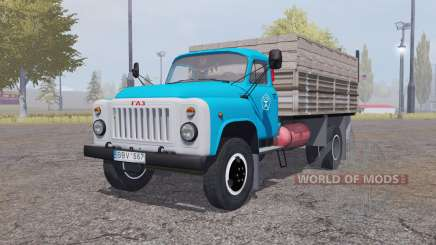 GAZ 53 truck for Farming Simulator 2013