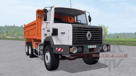 Renault C280 tipper for Farming Simulator 2017