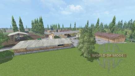 Monchwinkel v0.9 for Farming Simulator 2015