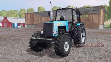 MTZ-1221 Belarus Steppe for Farming Simulator 2015