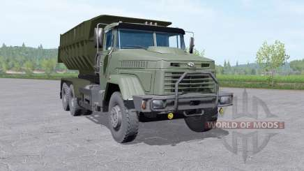 KrAZ-65055 for Farming Simulator 2017