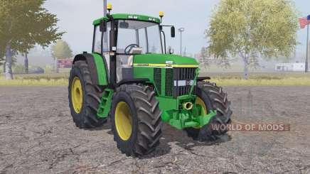 John Deere 7810 AWD for Farming Simulator 2013