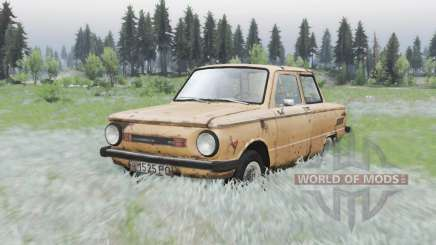 ZAZ 968M Zaporozhets for Spin Tires