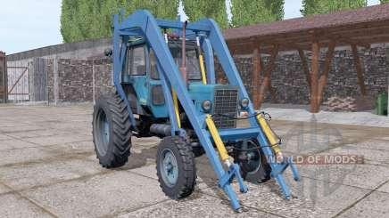 MTZ 80 Belarus tagamet v2.1 for Farming Simulator 2017