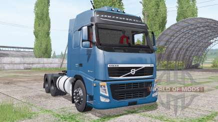 Volvo FH 440 6x4 Globetrotter XL cab 2010 for Farming Simulator 2017