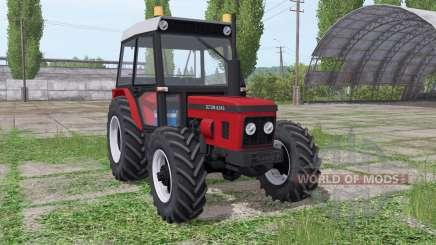 Zetor 6245 plus for Farming Simulator 2017