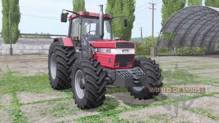 Case IH 1455 XL without front fenders for Farming Simulator 2017