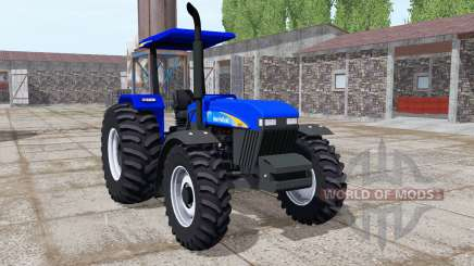 New Holland 8030 for Farming Simulator 2017