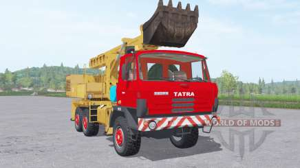Tatra T815 UDS114 for Farming Simulator 2017