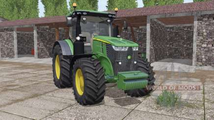 John Deere 7270R v3.0 for Farming Simulator 2017