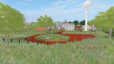 Region of Brazil for Farming Simulator 2017