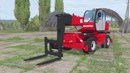 Manitou MRT 2150 for Farming Simulator 2017