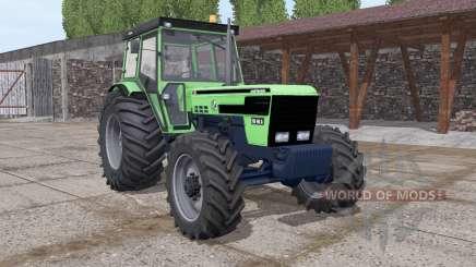Torpedo TD 90 A more realistic for Farming Simulator 2017