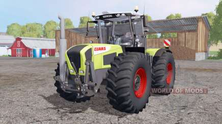 CLAAS Xerion 3800 Trac VC double wheels for Farming Simulator 2015