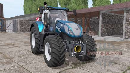 New Holland T7.315 BluePower v2.0 for Farming Simulator 2017