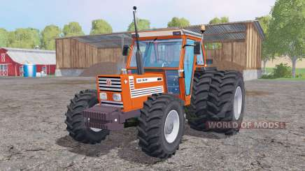 Fiat 110-90 DT for Farming Simulator 2015