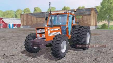 Download Fiat 110-90 for Farming Simulator 2015