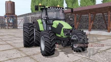 Deutz-Fahr 5130 TTV v2.0 for Farming Simulator 2017