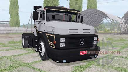 Mercedes-Benz LS 1933 for Farming Simulator 2017
