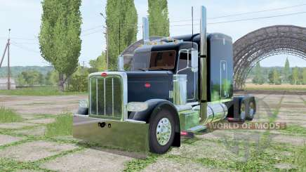 Peterbilt 388 v2.0 for Farming Simulator 2017