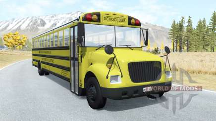 Dansworth D1500 powertrain v1.3 for BeamNG Drive