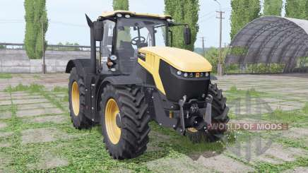 JCB Fastrac 8330 v2.1 for Farming Simulator 2017